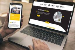 Розробка корпоративного сайту